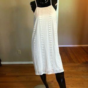 Mossimo White Dress, XXL